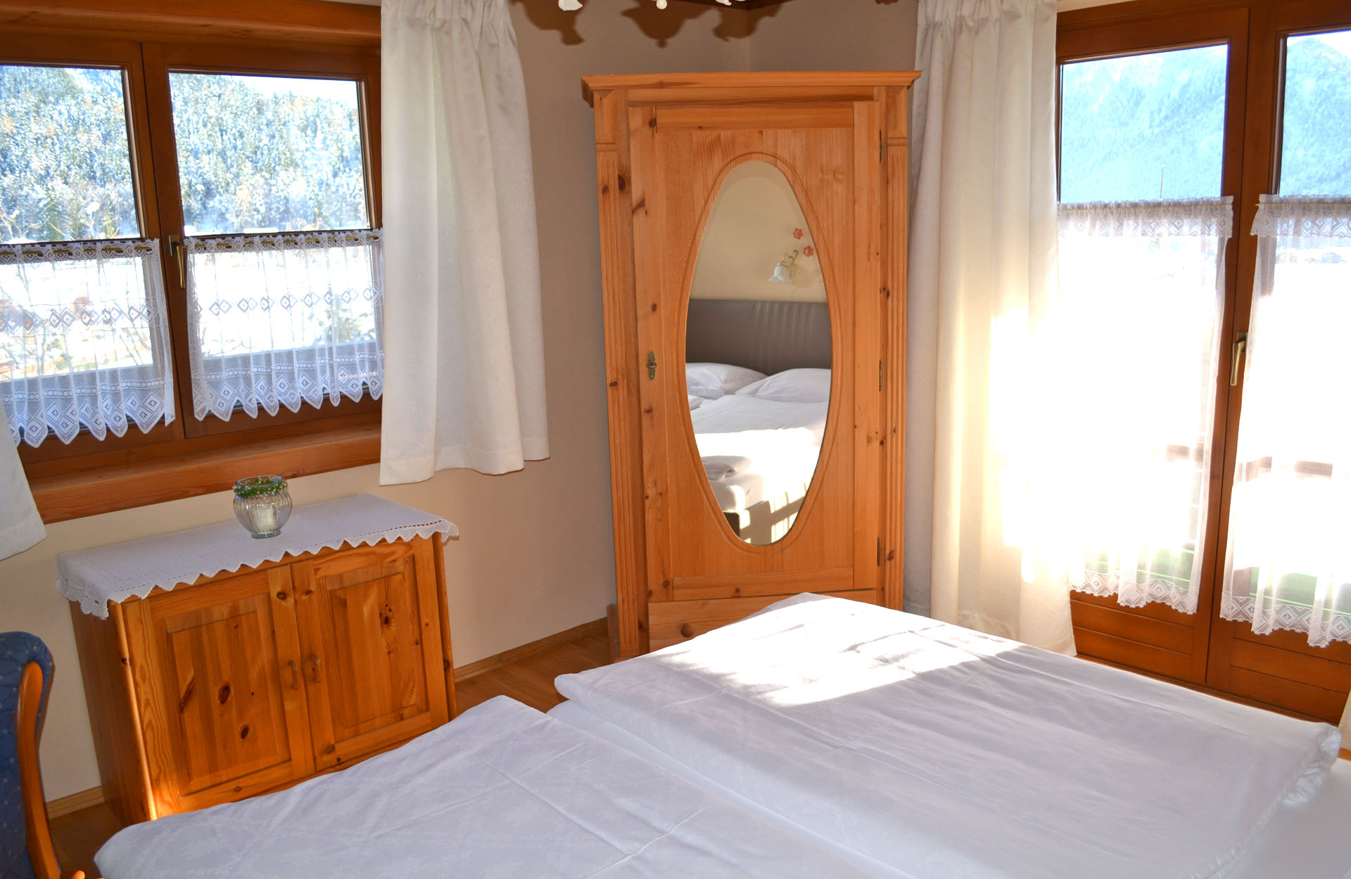 Pension Alpenblick Appartements