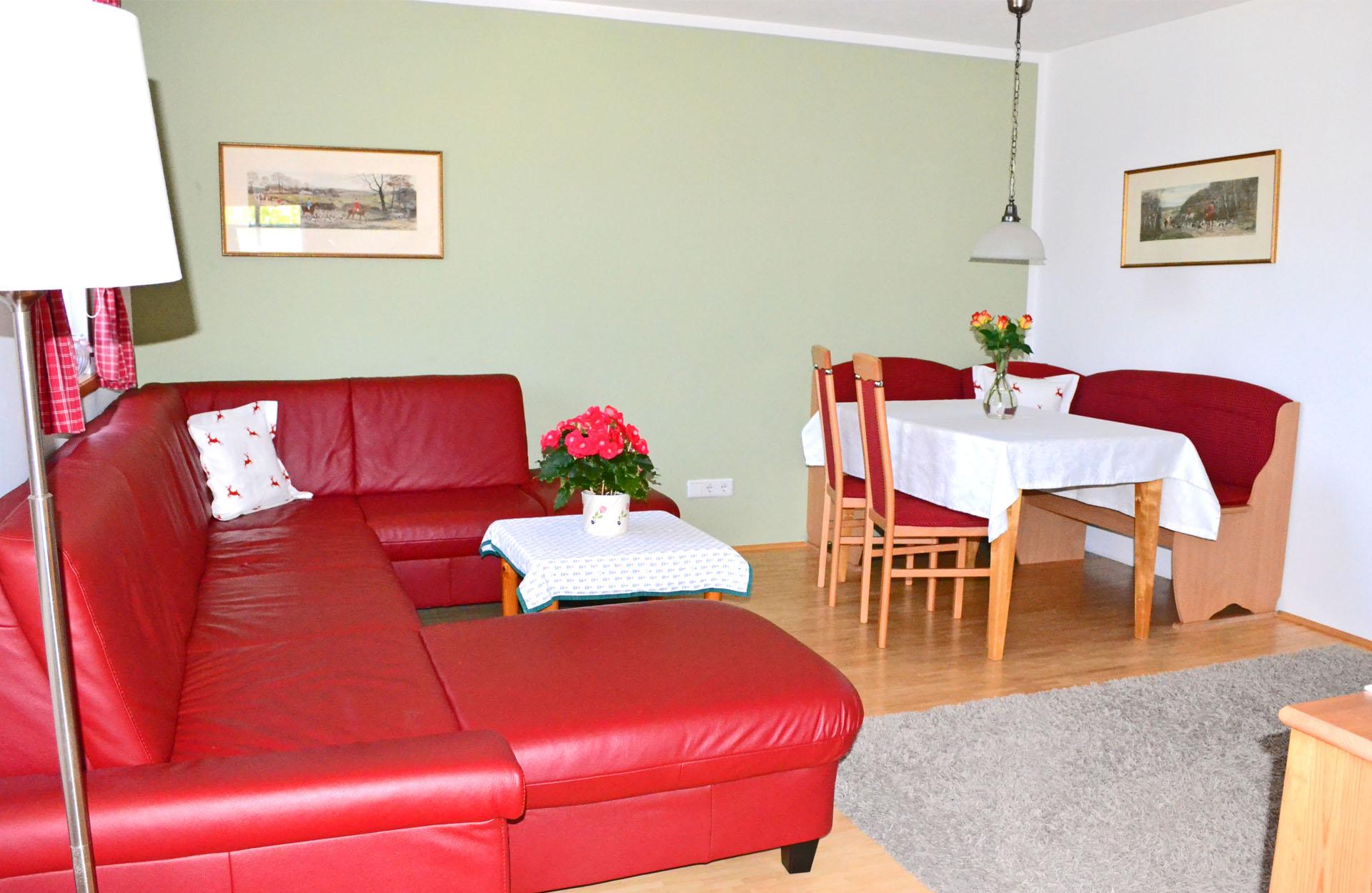 Appartement Alpenblick Faistenau