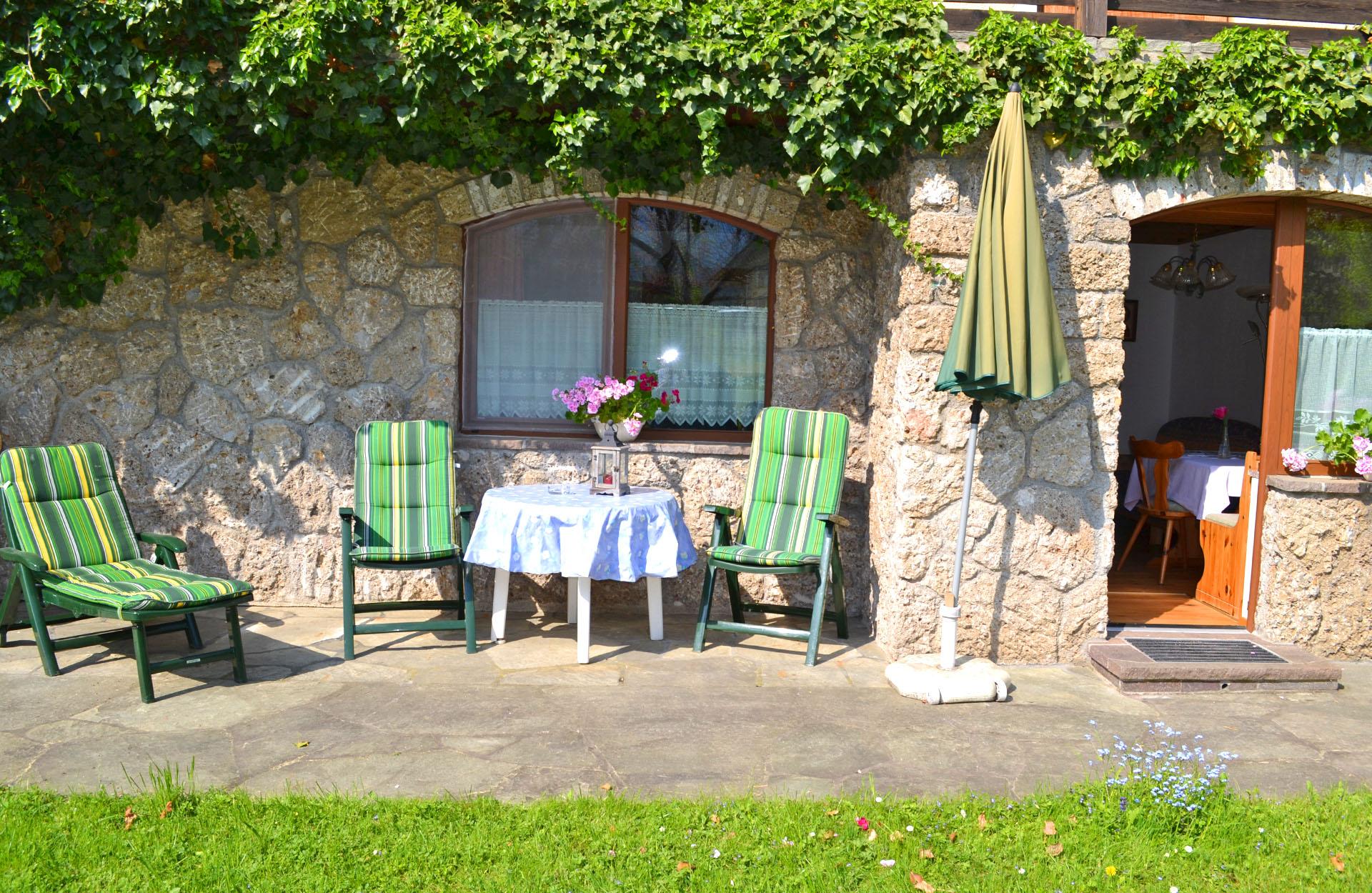 Ferienwohnung Fuschlsee Pension Alpenblick
