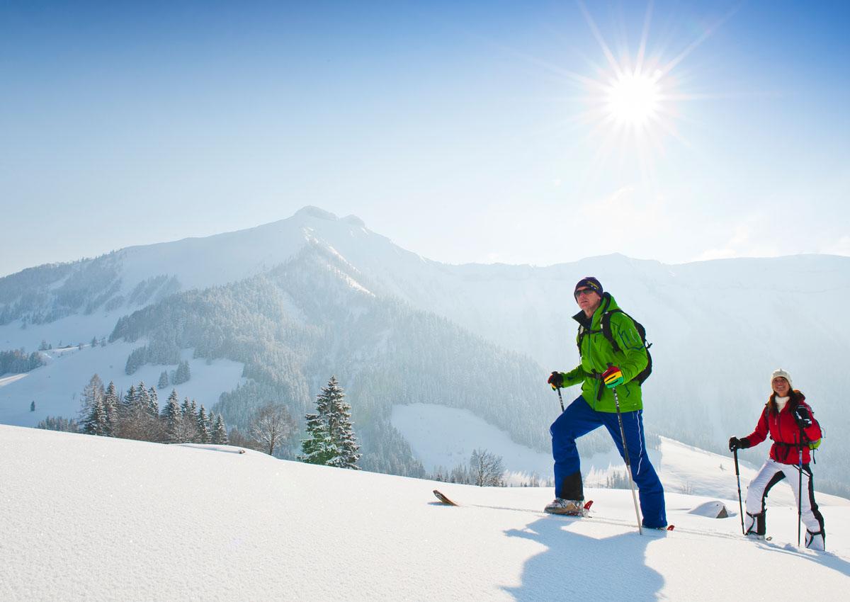 Skitour Faistenau